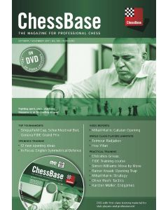 ChessBase Magazine 180: The Magazine for Professional Chess