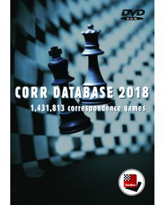 Corr Database 2018: 1 431 813  Correspondence Games