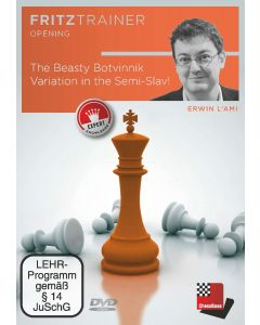 Erwin l'Ami: The Beasty Botvinnik Variation in the Semi-Slav!: FritzTrainer Opening