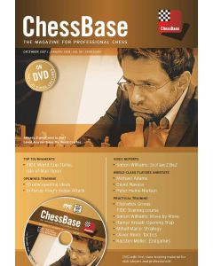 ChessBase Magazine 181: The Magazine for Professional Chess