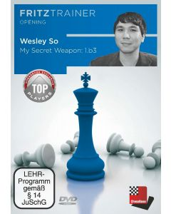 Wesley So: My Secret Weapon: 1.b3: Fritztrainer Opening