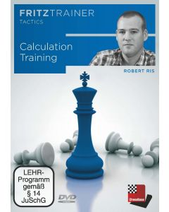 Robert Ris: Calculation Training: Fritztrainer Tactics