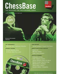 ChessBase Magazine 183: The Magazine for Professional Chess