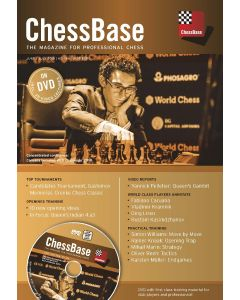 ChessBase Magazine 184: The Magazine for Professional Chess