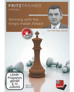 Victor Bologan: Winning with the King's Indian Attack: Fritztrainer Opening