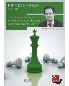 Yannick Pelletier: The Vienna Variation — a reliable and ambitious weapon against 1.d4: FritzTrainer Opening