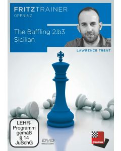 Lawrence Trent: The Baffling 2.b3 Sicilian: FritzTrainer Opening