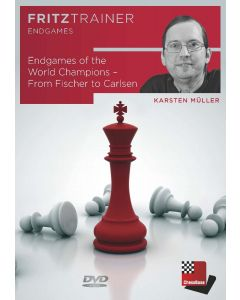 Karsten Müller: Endgames of the World Champions — From Fischer to Carlsen: FritzTrainer Endgames