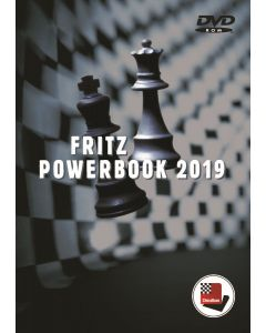 Upgrade Fritz Powerbook 2019: The Current Openings Theory with 1,7 million Games.