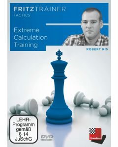 Robert Ris: Extreme Calculation Training: FritzTrainer Tactics