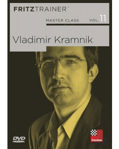 Master Class Vol. 11: Vladimir Kramnik: Kramniks Games, Tables, Background