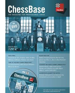 ChessBase Magazine 188: The Magazine for Professional Chess