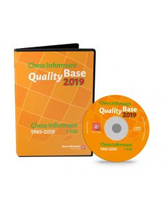 Chess Informant Quality Base 2019: Chess Informant 1965-2018