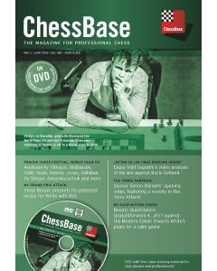 ChessBase Magazine 189: The Magazine for Professional Chess