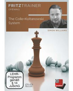 Simon Williams: The Colle-Koltanowski System: FritzTrainer Opening