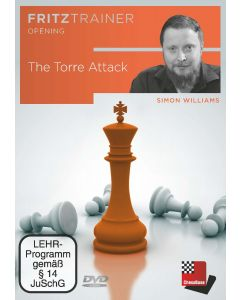 Simon Williams: The Torre Attack: FritzTrainer Opening