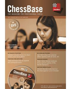 ChessBase Magazine 190: The Magazine for Professional Chess