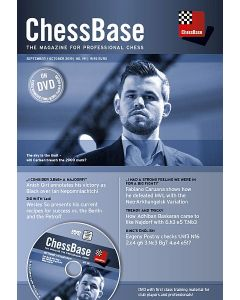 ChessBase Magazine 191: The Magazine for Professional Chess
