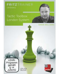 Simon Williams: Tactic Toolbox London System: FritzTrainer Opening