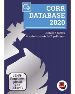 Corr Database 2020: Over 1.6 Million Correspondence Games