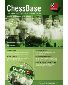 ChessBase Magazine 192: The Magazine for Professional Chess