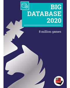 Big Database 2020: More than 8 Million Games