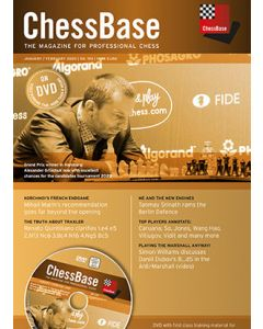 ChessBase Magazine 193: The Magazine for Professional Chess