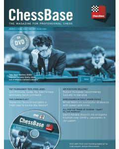 ChessBase Magazine 194: The Magazine for Professional Chess