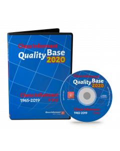 Chess Informant Quality Base 2020: Chess Informant 1965-2019