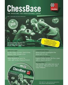 ChessBase Magazine 195: The Magazine for Professional Chess