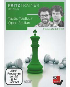 Pruijssers/Zwirs: Tactic Toolbox Open Sicilian: FritzTrainer Opening