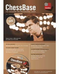ChessBase Magazine 196: The Magazine for Professional Chess