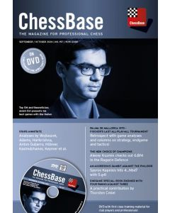 ChessBase Magazine 197: The Magazine for Professional Chess