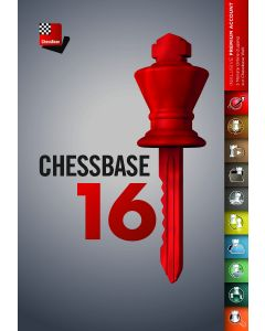 ChessBase 16 - Upgrade from CB 15: With Lots of New Features