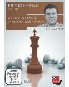 Nicholas Pert: A Black Repertoire versus the Anti-Sicilians: FritzTrainer Opening