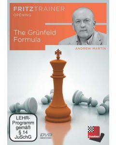 Andrew Martin: The Grünfeld Formula: FritzTrainer Opening