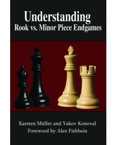 Understanding Rook vs. Minor Piece Endgames: A Manual for Club Players