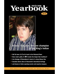 Yearbook 82 hardcover: The Chess Player's Guide to Opening News