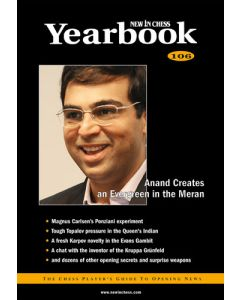 Yearbook 106 hardcover: The Chess Player's Guide to Opening News