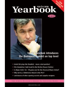Yearbook 107 hardcover: The Chess Player's Guide to Opening News