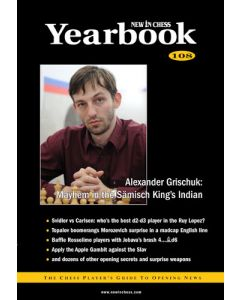 Yearbook 108 hardcover: The Chess Player's Guide to Opening News