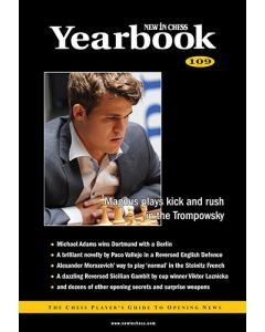 Yearbook 109 hardcover: The Chess Player's Guide to Opening News