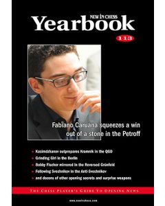 Yearbook 113 hardcover: The Chess Player's Guide to Opening News