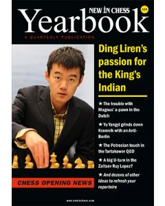 Yearbook 115 hardcover: Chess Opening News