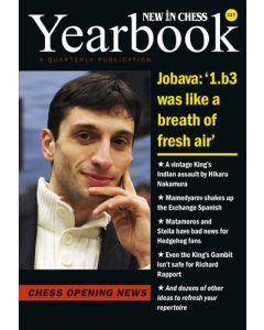Yearbook 117 hardcover: Chess Opening News