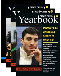 2015 - Yearbooks 114-117: SAVE 50% on the Complete Overview of Opening Theory in 2015