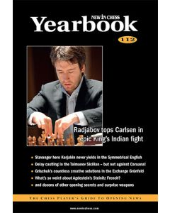 Yearbook 112: The Chess Player's Guide to Opening News