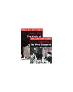 Mikhail Tal's Best Games 1 + 2