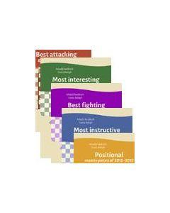 Best Games of 2012-2015 5 volumes