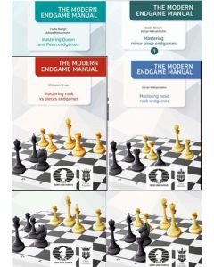 The Modern Endgame Manual Vol. 1-8: Save 10% on 8 volumes combined!